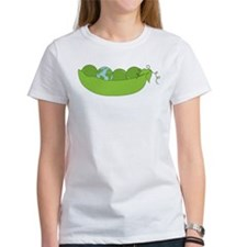 Green World Peas Tee