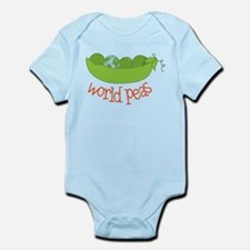World Peas Infant Bodysuit