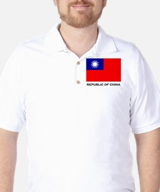 The Republic Of China Flag Stuff T-Shirt