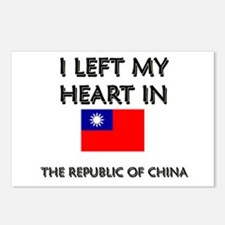 I Left My Heart In The Republic Of China Postcards