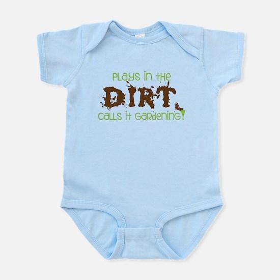Dirty Dirt Infant Bodysuit