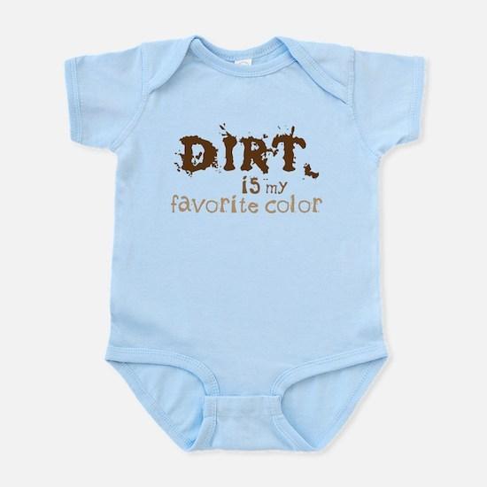 My Favorite Color Infant Bodysuit