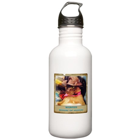 Wanted... Stainless Water Bottle 1.0L