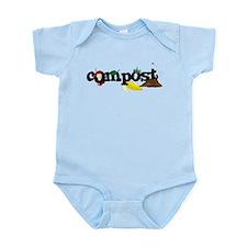 Compost Infant Bodysuit