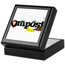 Compost Keepsake Box