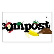 Compost Bumper Stickers