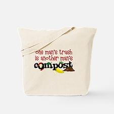 One Mans Trash Tote Bag