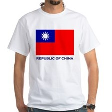 The Republic Of China Flag Gear Shirt