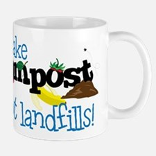 Make Compost Not Landfills Mug