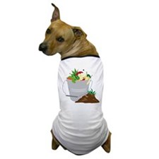 Compost Bucket Dog T-Shirt
