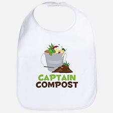 Captain Compost Bib