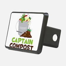 Captain Compost Hitch Cover