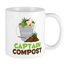 Captain Compost Mug