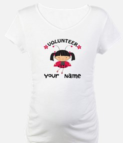 Personalized Volunteer Librarian Shirt