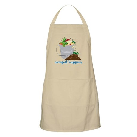 Compost Happens Apron