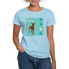 xolo teal sq.jpg T-Shirt