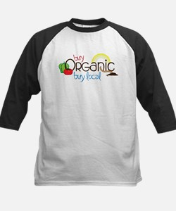 Buy Organic Kids Baseball Jersey