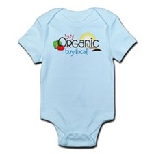 Buy Organic Infant Bodysuit