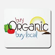 Buy Organic Mousepad