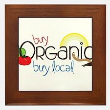 Buy Organic Framed Tile