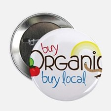"Buy Organic 2.25"" Button"