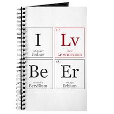 I Lv BeEr [Chemical Elements] Journal
