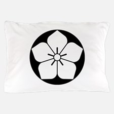 Balloon flower in rice cake Pillow Case
