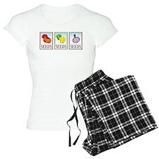 Seed Packets Pajamas