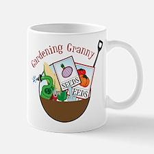 Gardening Granny Mug
