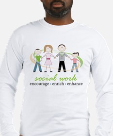 Social Work Long Sleeve T-Shirt