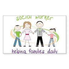 Helping Families Daily Decal