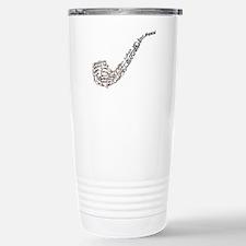 Sherlocks Pipe Travel Mug