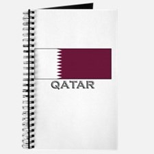 Qatar Flag Stuff Journal