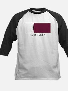 Qatar Flag Stuff Tee