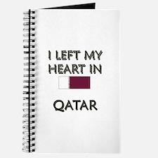 I Left My Heart In Qatar Journal