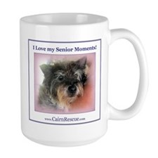 I Love my Senior Moments! Mug