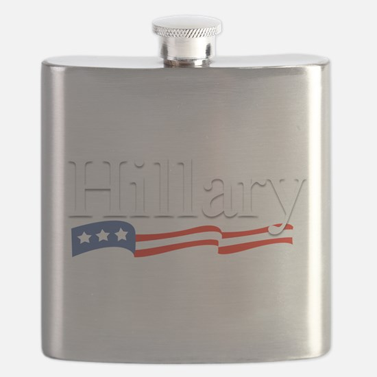Cute Election 2008 Flask