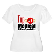 Top Medical Billing Specialist T-Shirt