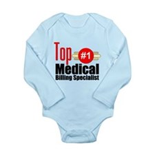 Top Medical Billing Specialist.png Long Sleeve Inf
