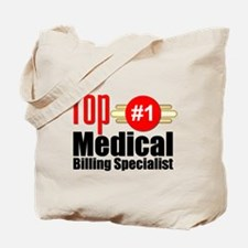 Top Medical Billing Specialist.png Tote Bag