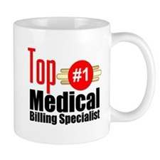 Top Medical Billing Specialist.png Mug