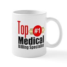 Top Medical Billing Specialist.png Mug