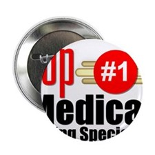 """Top Medical Billing Specialist.png 2.25"""" Button"""