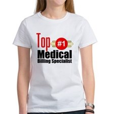 Top Medical Billing Specialist.png Tee