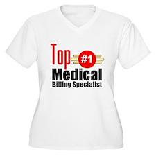 Top Medical Billing Specialist.png T-Shirt