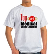 Top Medical Billing Specialist.png T-Shirt