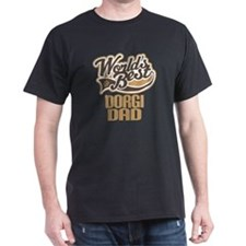 Dorgi Dog Dad T-Shirt