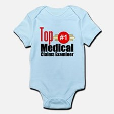 Top Medical Claims Examiner Infant Bodysuit