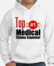 Top Medical Claims Examiner Hoodie