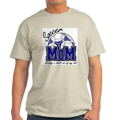 Soccer Mom Ash Grey T-Shirt